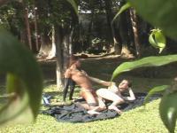 Mikeli tranny fucks dude video