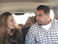 Insatible Preggo Whore Sucks Dick In Car