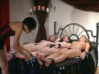 Foot Punished Lesbians