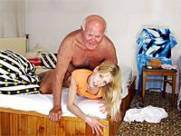Horny social worker