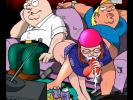 Kinky fat wino Family Guy enjoys all kinds of sex