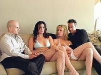 Cock Loving Porn Stars Banged