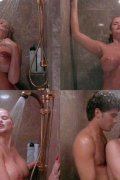 Anna Nicole Smith naked in the shower and on the beach!