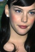 Liv Tyler has stunning blue eyes.