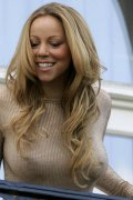 Mariah Carey looking lusty in hot pictures.