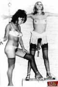 Real horny hot vintage spanking session from the twenties