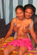 Cute Indian teen gets her tight pussy filled